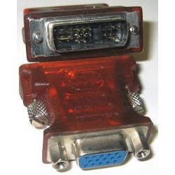 ADATT. DVI-A 17PIN / VGA 15PIN
